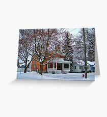 Montana Wonderland Greeting Card