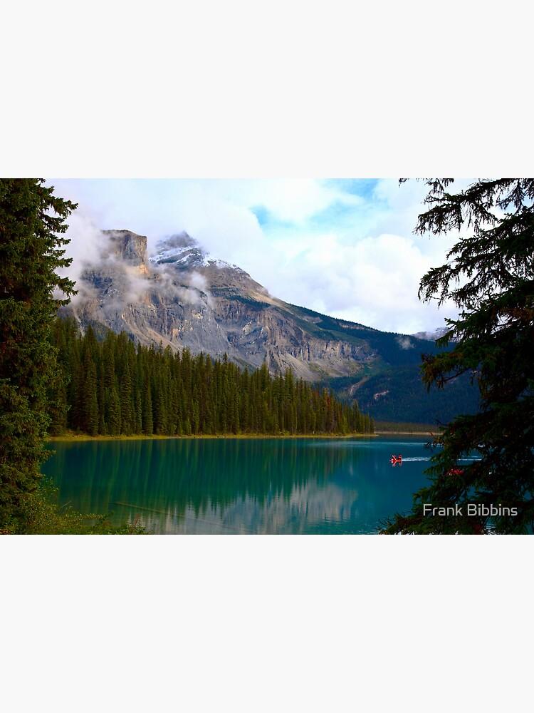 Emerald Lake by organicman2