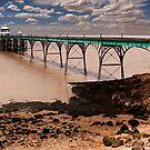 Clevedon Pier by John Wallace