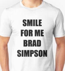Smile for me Brad Simpson The Vamps Unisex T-Shirt