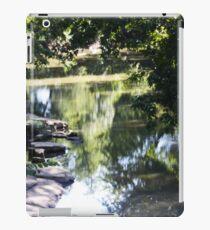 The Creek in August iPad Case/Skin