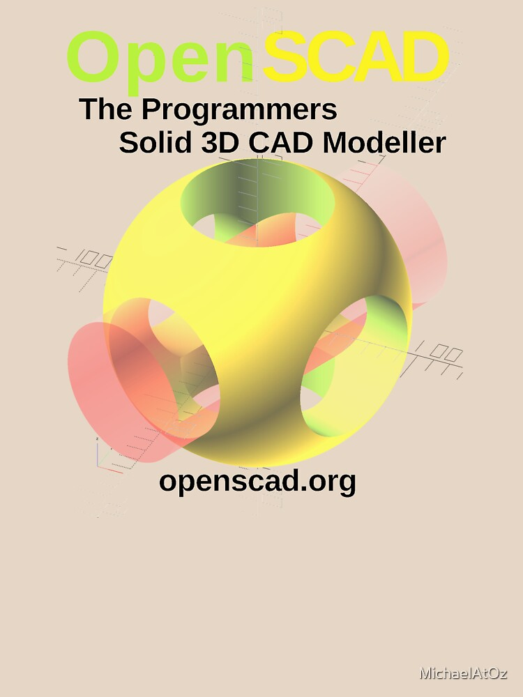 OpenSCAD - the Lighter Side by MichaelAtOz