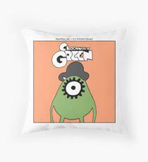 Monsters, Inc. + A Clockwork Orange Throw Pillow