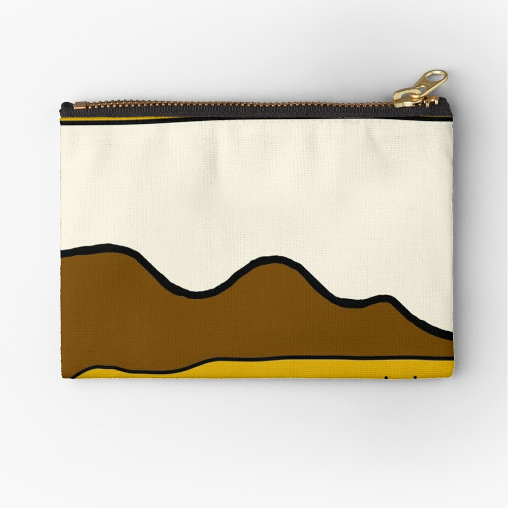 Give Me S'more! Zipper Pouch