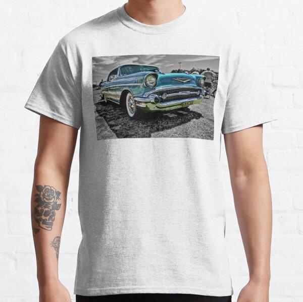 Chevrolet Belair in blue. Classic T-Shirt