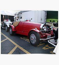 1927 Bugatti Poster