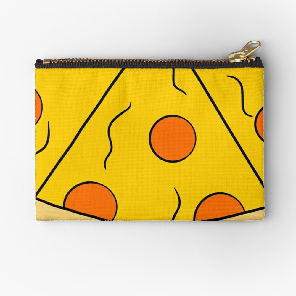 Always Have Pizza On You Zipper Pouch