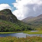 Eire scape by Edward  manley