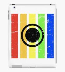 TrueColor-Atmosphere-Black iPad Case/Skin