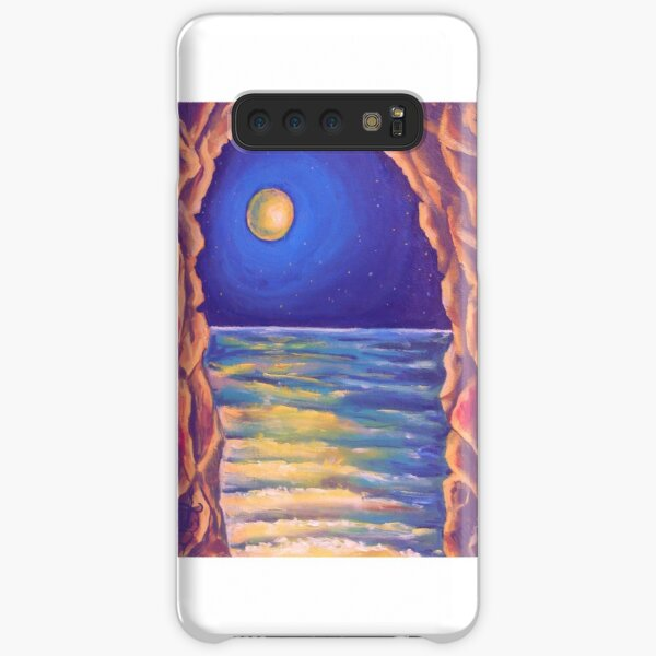 Oil Painting - The Ebb. 2009 Samsung Galaxy Snap Case