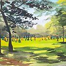 Field Games at Wapo by Steven Thomason