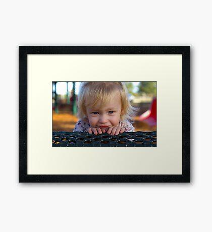 """Sweetness"" - Photograph Framed Print"