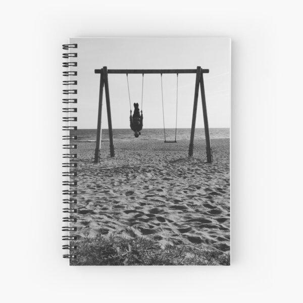 A Different View Spiral Notebook