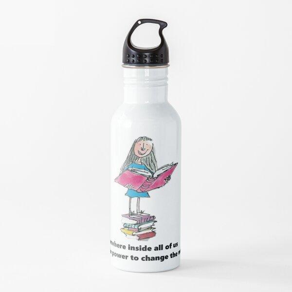 Matilda Bücherwurm Trinkflasche