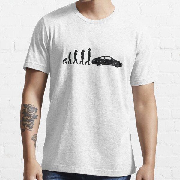 Vauxhall Cavalier t-shirt Evolution of Man