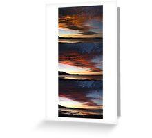 Phoenix Rising, South Lake Tahoe, CA 2015 Greeting Card