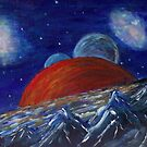 Mercury Rising  by Mary Sedici