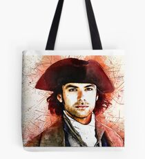 """Wheal Leisure"" ~ Ross Poldark Tote Bag"