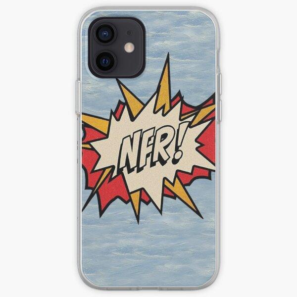NORMAN BAISANT ROCKWELL! Coque souple iPhone