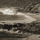 Rugged Coastline by Stephen Horton