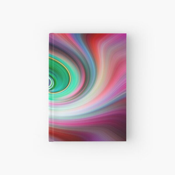 Colour Cocaine Twirl Hardcover Journal