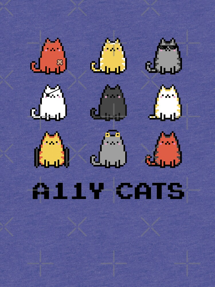 Accessibility A11y Cats by a11ytalks