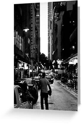 Lean Streets by Rhoufi