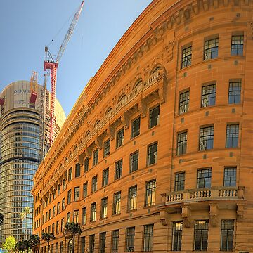 Around The Corner - Department of Education Building - The HDR Experience by Salieri1627