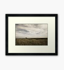 Lundy Framed Print