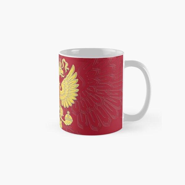 Russian flag Classic Mug