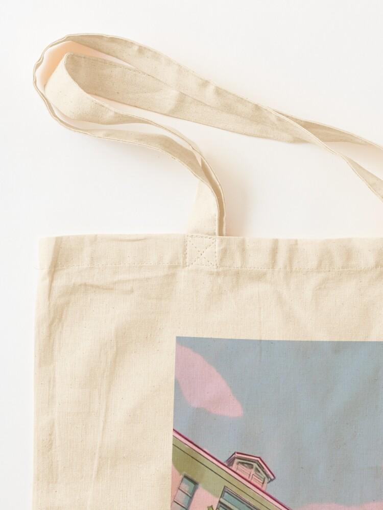 Alternate view of PANTONE 90s Anime Tote Bag