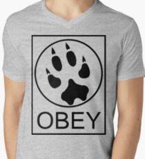 Furry Propaganda : OBEY T-Shirt