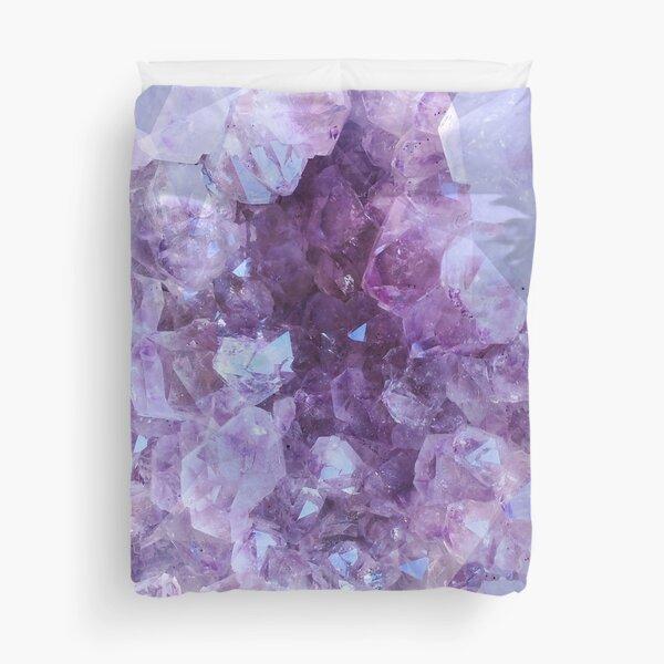 Crystal Gemstone Duvet Cover