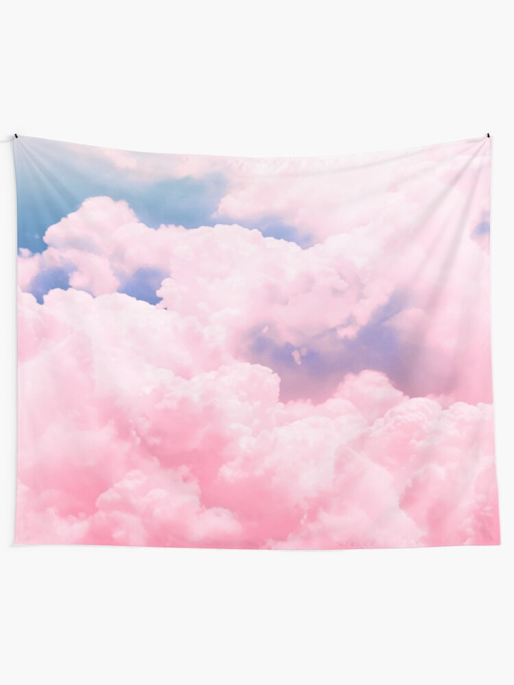 Alternate view of Candy Sky Tapestry