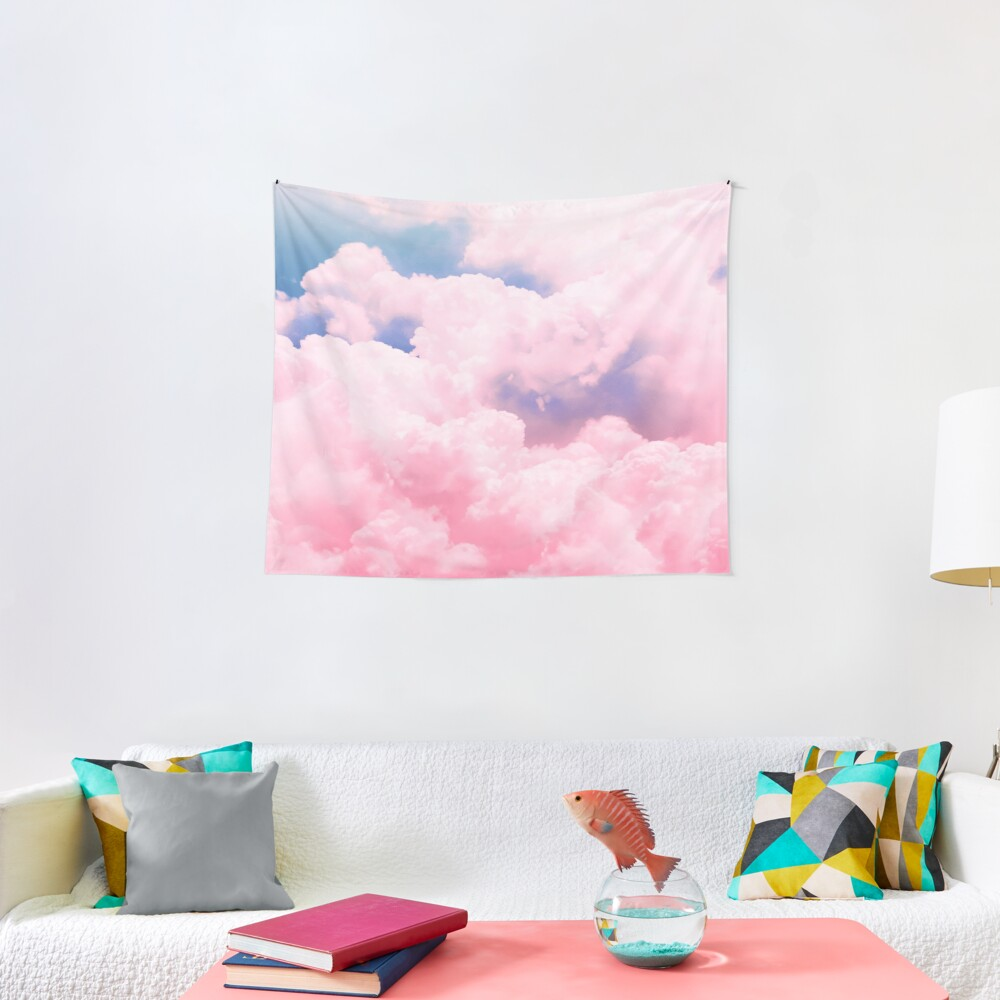 Candy Sky Tapestry