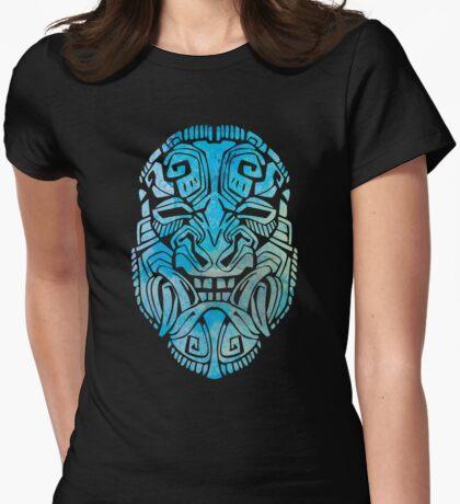 Mesoamerica Mask Watercolor T-Shirt