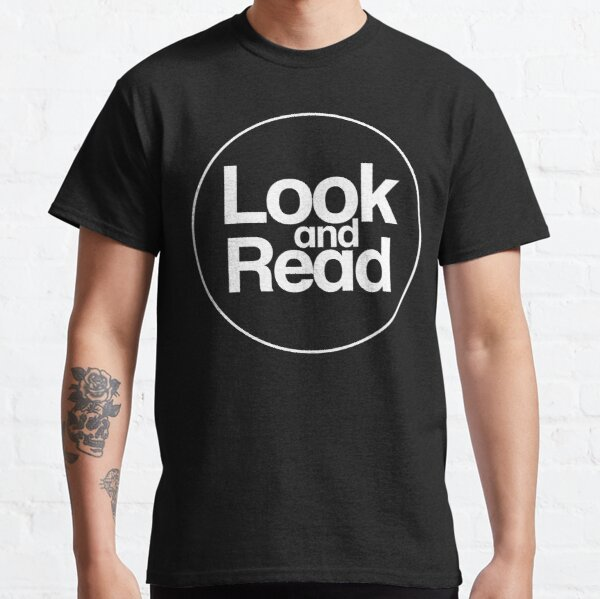 NDVH Look and Read Classic T-Shirt
