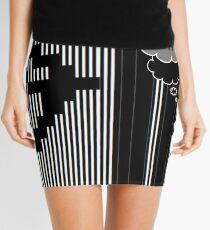 9/11 Ascii Mini Skirt
