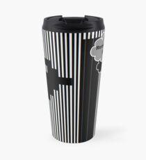 9/11 Ascii Travel Mug