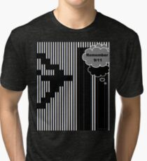 9/11 Ascii Tri-blend T-Shirt