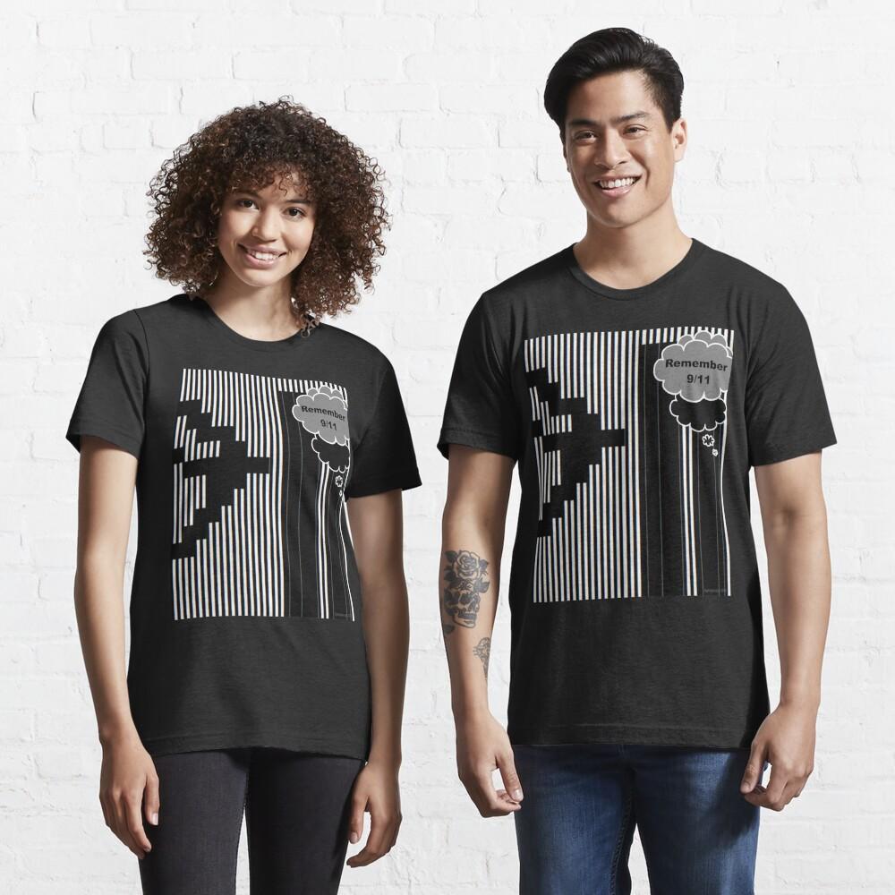 9/11 Ascii Essential T-Shirt