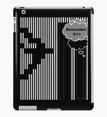 9/11 Ascii iPad Case/Skin