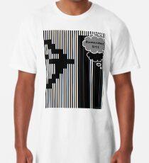 9/11 Ascii Long T-Shirt