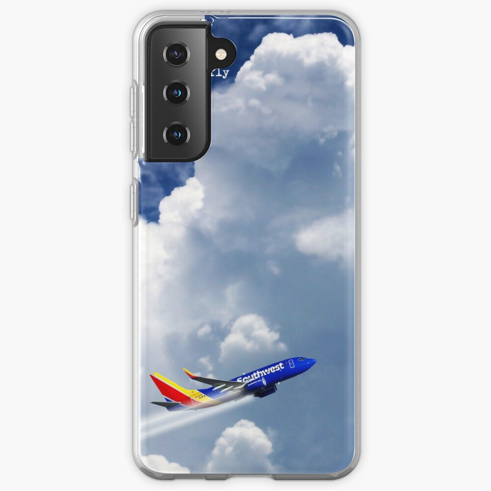 We Fly Above The Rest Samsung Galaxy Phone Case