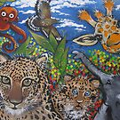 African Adventure by Sally Ford