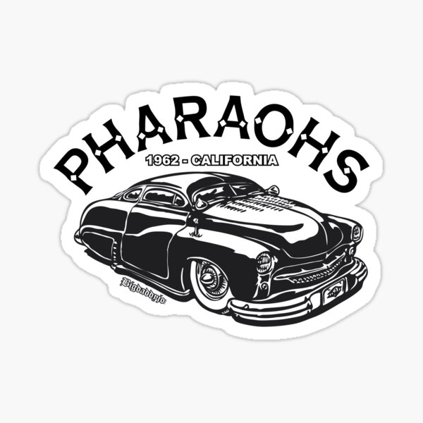 Tribute to the Pharaohs Sticker