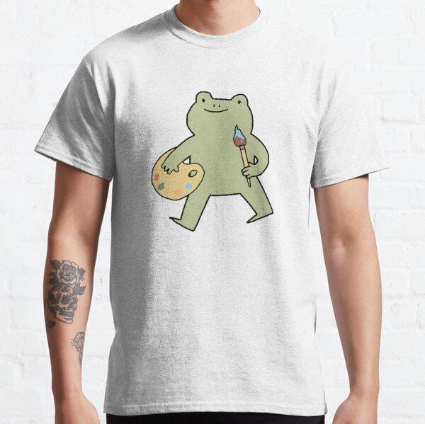 Frog artist Classic T-Shirt
