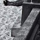 The Sunbather - Balmoral Beach by Ian English