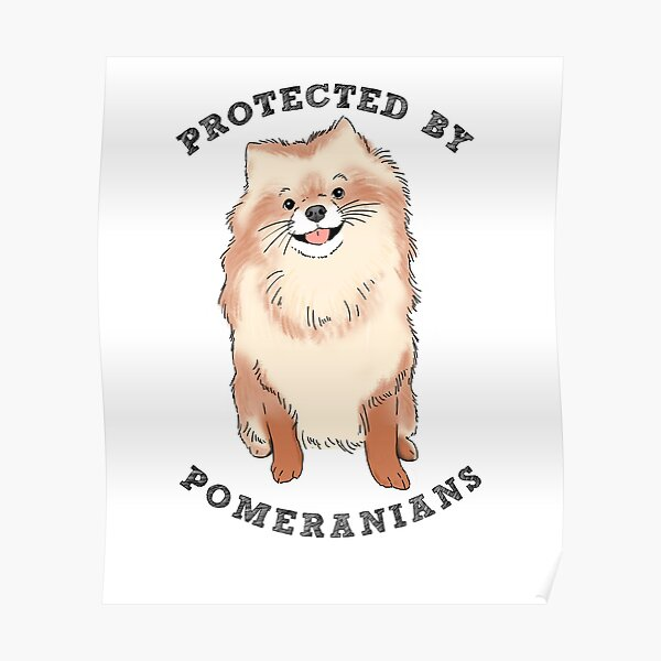 I Just Want To Be A Stay At Home Pomeranian Mum Semi-Fitted T-Shirt Dog Lover