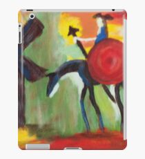 Don Quijote and the Windmill iPad Case/Skin